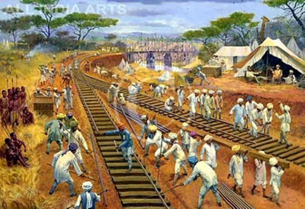 Historic Mombasa - East African Railways