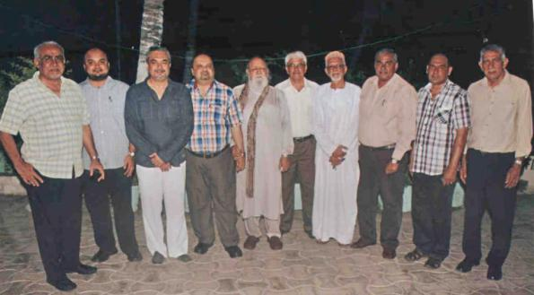 Coastweek -- Dr. M.A Fazil has been elected Chairman of the Punjabi Muslim Association (PMA) during a meeting held at Mombasa at Tudor Water Sports Club after 'maghrib prayers'.